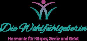 Logo: Die Wohlfühlgeberin